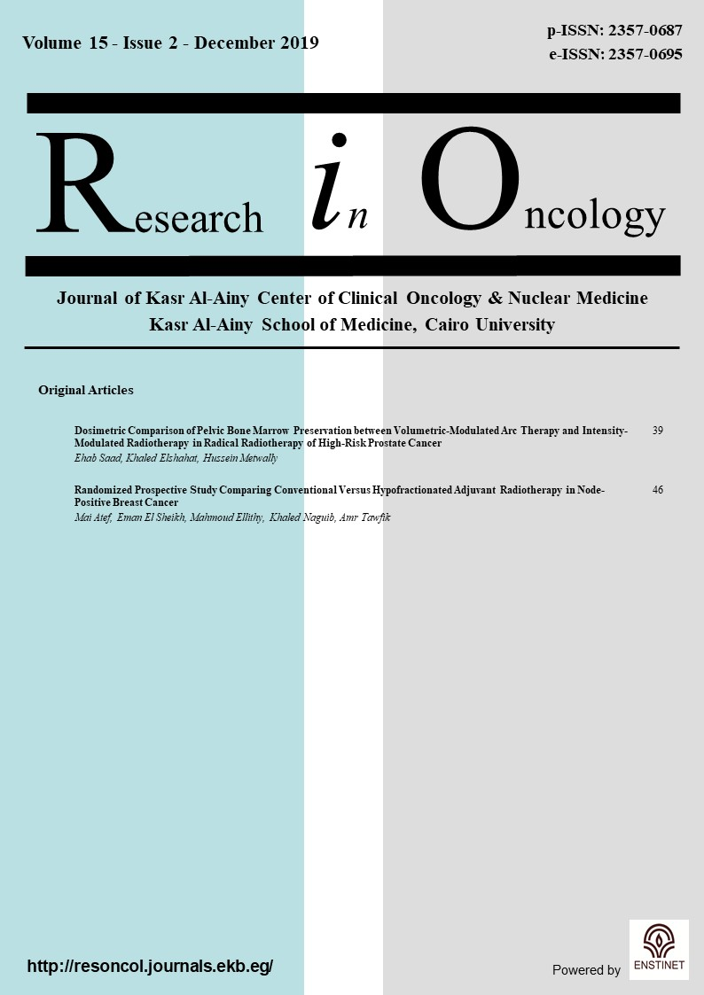 Research in Oncology